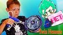 ЗАКЛЕИЛИ Бейблейд ТВИН НЕМЕЗИС Twin Nemesis Обзор и распаковка нового бейблэйда /video for kids