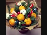 🍊Мандариновый букет 🍊 Цветочный магазин Farfella на Габровской 32 +375295455032
