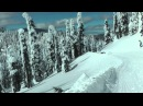 Skiing Double Backflip Fail