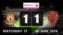 TPL 2014 Sisaket FC 1 1 Muang Thong United 08 06 2014