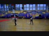 Кубок черлдерв Украни 25.11 Хп-хоп дует 9-12р. FORMA Коростень