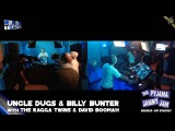 UNCLE DUGS & BILLY BUNTER With DAVID BOOMAH & THE RAGGA TWINS - Rough Tempo LIVE! - July 2013