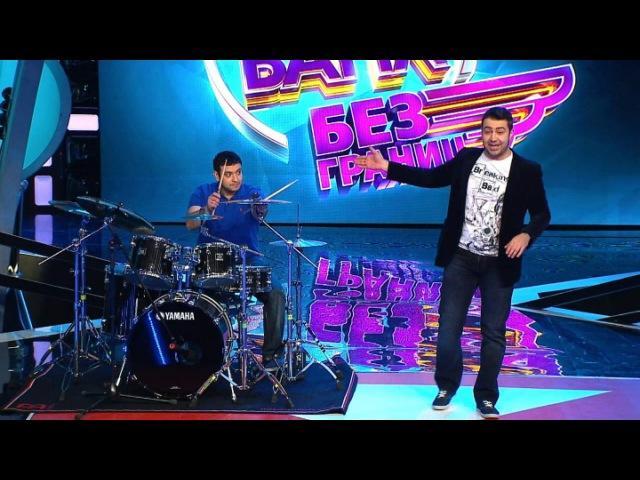 Comedy Баттл. Без границ - Дуэт Братия (1 тур) 28.06.2013