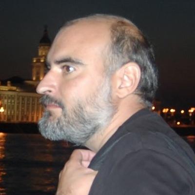 Владимир Сперантов, 15 апреля 1978, Москва, id1638025