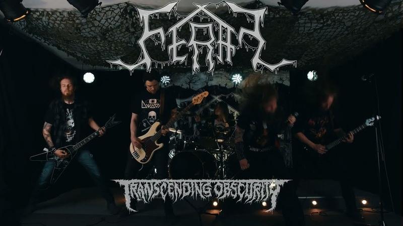 FERAL (Sweden) - Of Gods No Longer Invoked OFFICIAL VIDEO (Death Metal) Transcending Obscurity