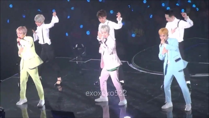 180513 MAGICAL CIRCUS Playdate 1 CBX_MagicalCircus CHEN 첸 BAEKHYUN 백현 XIUMIN 시우민