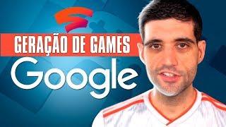 A nova geração dos games da Google, o novo Stadia, foi decepcionante?