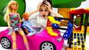 Мультики для девочек. Барби и Кен поссорились Играем в куклы