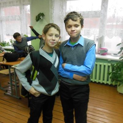 Юрий Копысов, 28 января 1999, Ува, id159686586