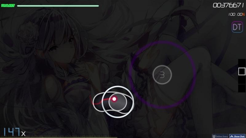Stay Alive EMILIA-(CV: Rie Takahashi) (Leaf's Insane 4.2* с DT)-SDT (FC 99%)