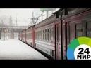 На пригородном направлении в Москве запустили 90 дополнительных электричек - МИР 24