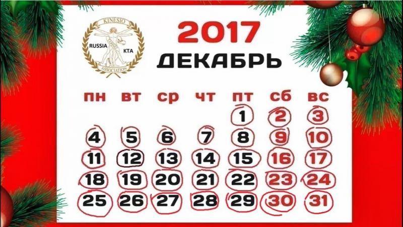 Адвент-календарь. 31.12.2017
