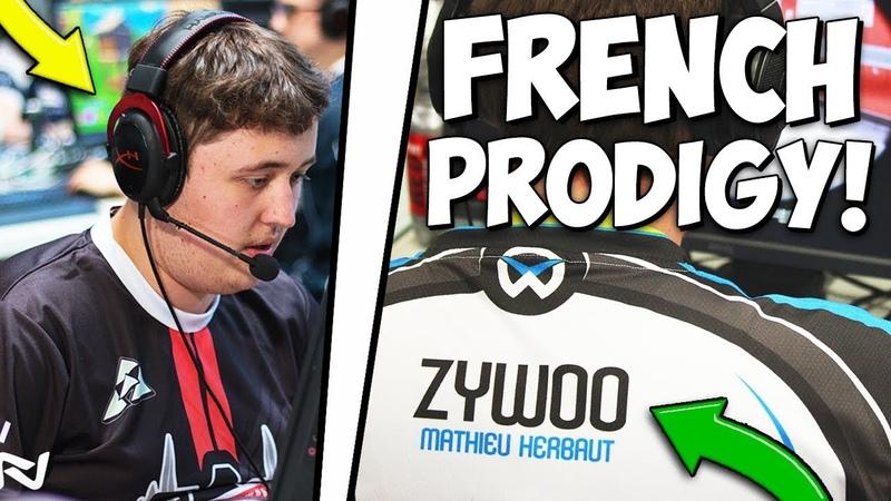 CS:GO - Best of Zywoo! (French CSGO Prodigy)