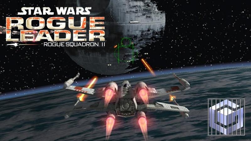 Gamecube Prison Ep. 1: Star Wars - Rogue Leader