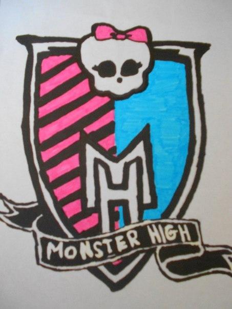 монстр хай герб