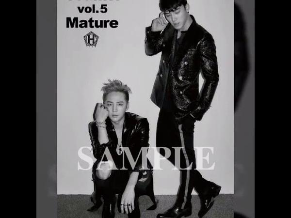 Team H jangkeunsuk 장근석 mature
