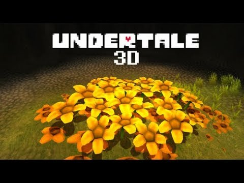 Undertale 3D DEMO (Гастер?)