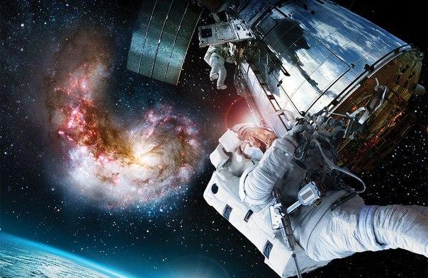Чудеса вселенной глазами телескопа Хаббл. Приятного вечера!