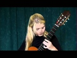 Henry Mancini - Sunflower ,arr.Ken-Ichi Ebe (Olga Papsheva) - YouTube.wmv