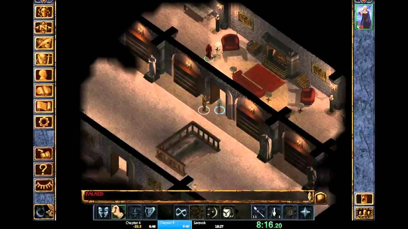 Baldur's Gate Enhanced Edition RTA Speedrun 17 09