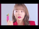 홍진영 ( Hong Jin Young ) HONG SHOT POWER LASTING VELVET TINT LAUNCHING 181208 -- Hot Cosmetics 2019