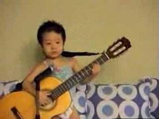 Asian Baby Sings Hey Jude 37