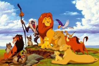 The 3D re-release of Disney's The Lion King has held off Brad Pitt's baseball drama Moneyball at the US box office.