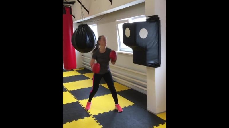 Клуб бокса Спарта Нижнекамск - Персональная тренировка Йолдыз