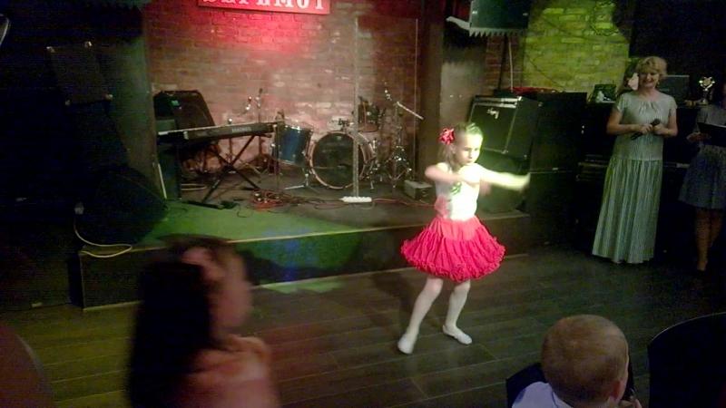 Конкурс авторских работ Юный балетмейстер, танец собственного сочинения