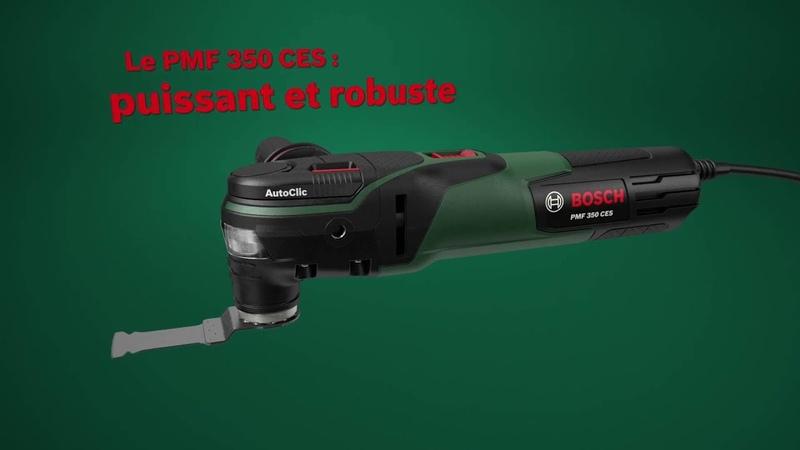 Outil multifonctions Bosch PMF 350 CES Accessoires Starlock