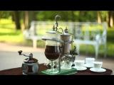 Антикварная кофеварка Odetta