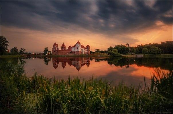 Пейзажи Беларуси.