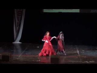 Animatsuri 2013 (21.12.2013) 1 ДЕНЬ - Лохматое нечто, Ринко - Takarazuka revue - Der Tod, Elisabeth