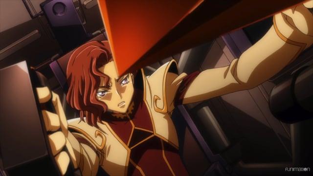Suzaku Vs Knights of Michael