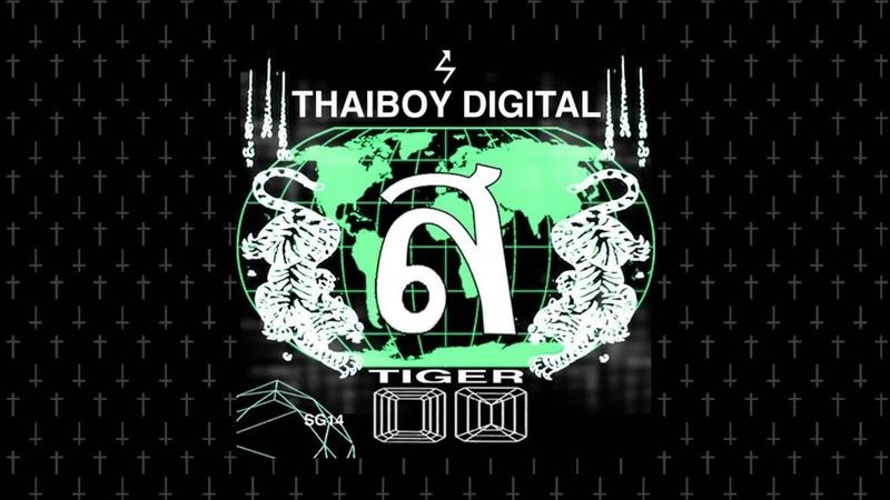 Thaiboy Digital - Shadow Silence [Prod. Whitearmor]