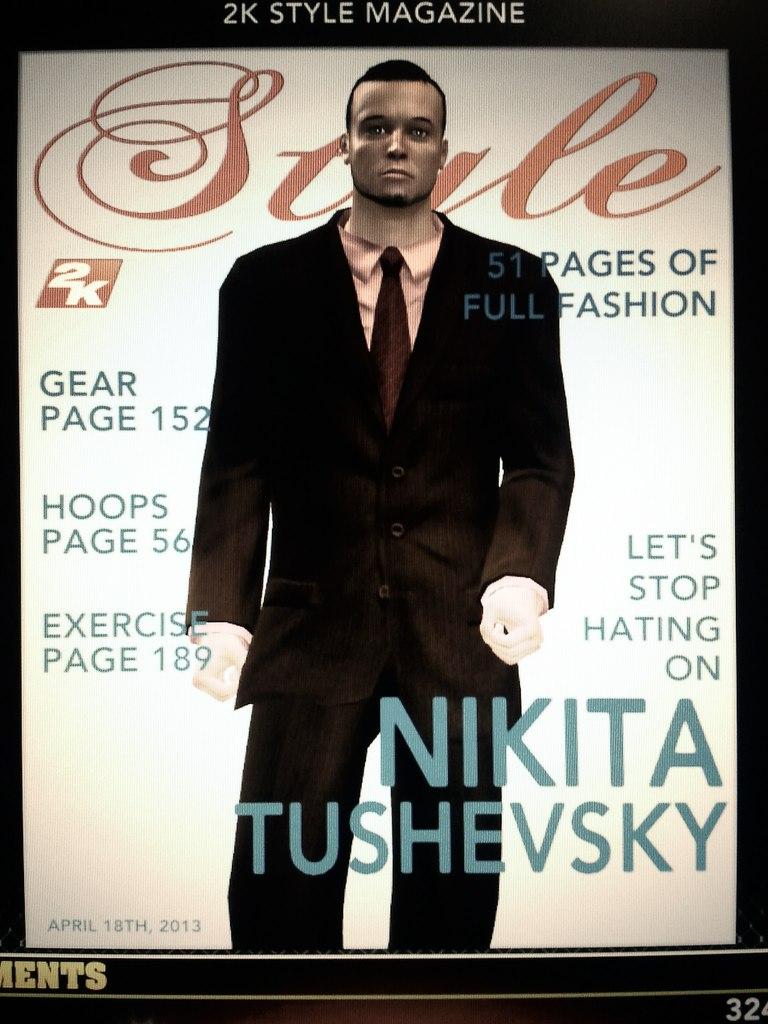 2k magazine nba2k13