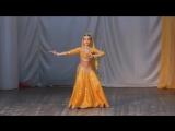 Юлия Дадобоева - премьера танца