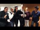 #Backstage minutos antes del tercer... - Quinteto Britania & Marc Martel
