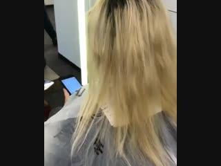 Роскошный блонд!