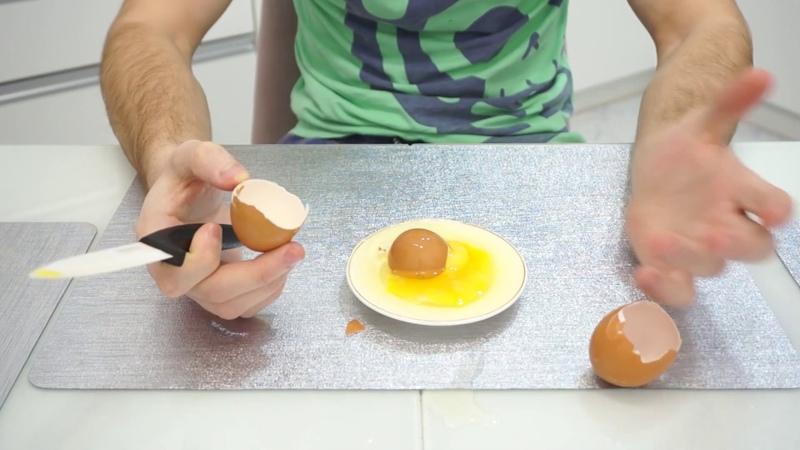 самое большое популярное яйцо в инстаграм