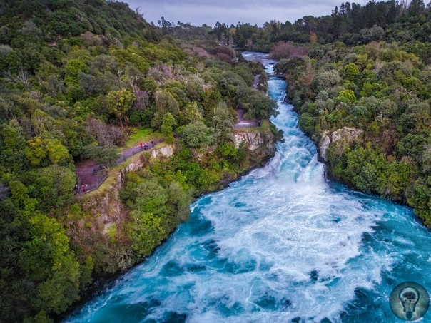 Интересные места в Новой Зеландии