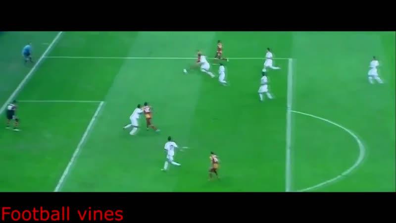 Football Vines №4 Goal Didier Drogba
