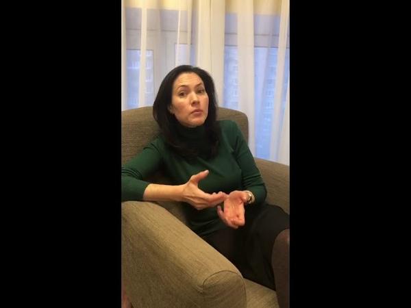 Отзыв о регрессии с Ириной Исаевой (Анна Сударева)