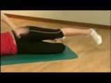 Фитнес для женщин  Качаем отводящие мышцы бедер и мышцы ягодиц