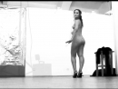 """Nude photography in St. Petersburg """"making of"""" no5"""