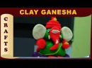 Vinayaka chavithi special Eco friendly Ganpati Make your own clay Ganesha at Home Crafts Artos TV