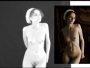 """Nude photography in St. Petersburg """"making of"""" no2"""