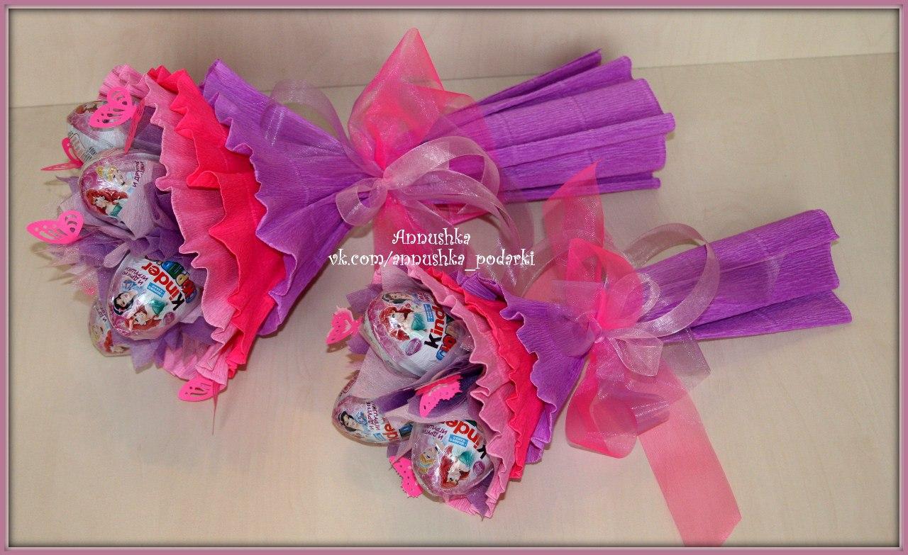 Букеты из конфет своими руками из чупа чупсов 3