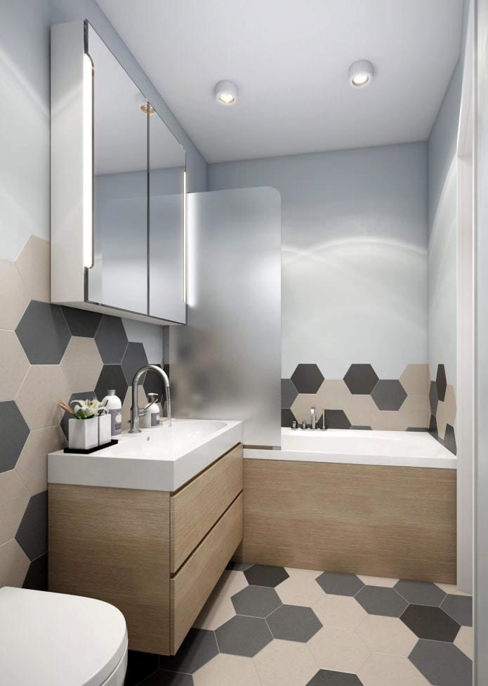 Проект однокомнатной квартиры 37 кв.