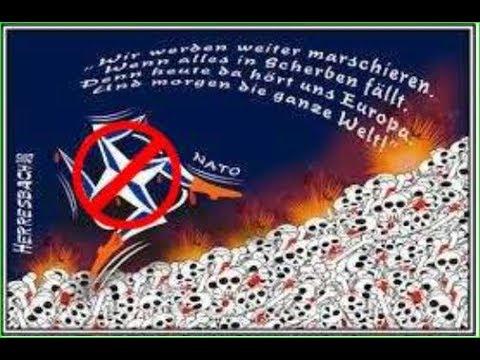 NATO als Unterdrückungsinstrument der Alliierten gegen Deutschland live aus Wittenburg